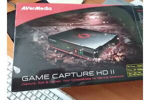 Карта захвата AVerMedia Game Capture HD II C285