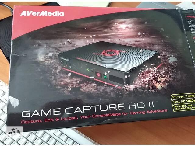 бу  Карта захвата AVerMedia Game Capture HD II C285  в Киеве