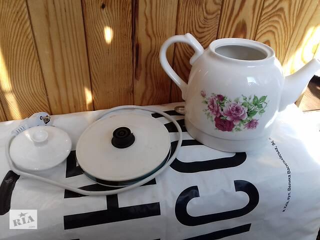купить бу Керамічний чайник на запчастини в Києві