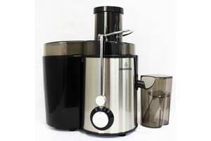Кухонная электрическая соковыжималка 1000W Crystal CB 3401