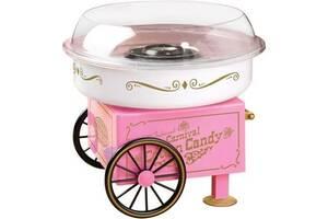 Машинка для приготовления конфет и сахарной ваты Cotton Candy Maker Розовая