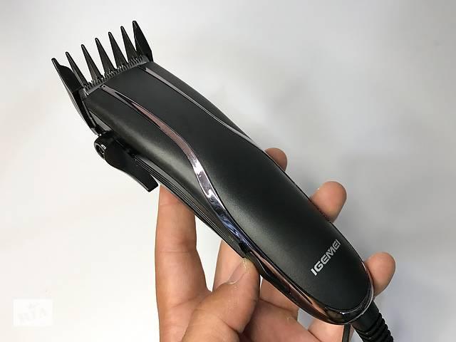 бу Профессиональная проводная машинка для стрижки волос Gemei GM-811 в Харькове