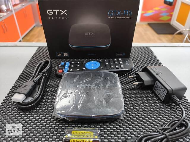 Медиаплеер Geotex GTX-R1i 2/16 Gb Смарт тв - объявление о продаже  в Полтаве