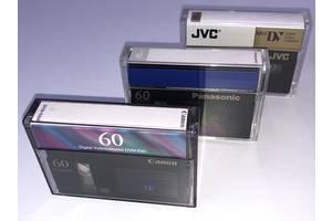 Mini DV Cassette разные б/у 60min (мини ДВ кассета)