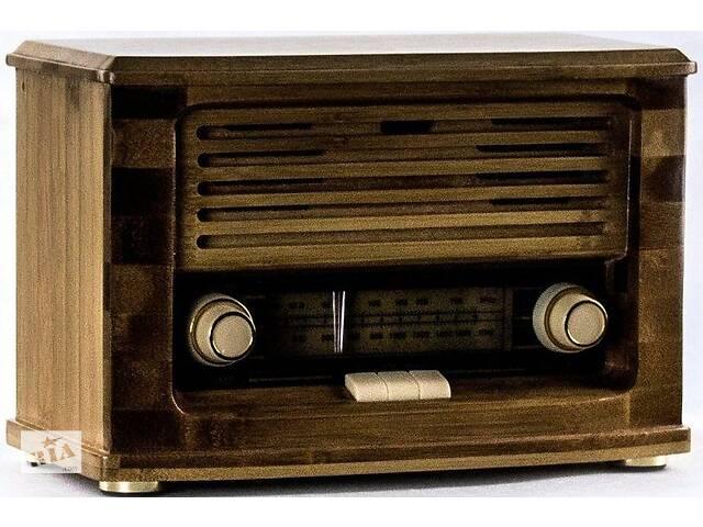 бу Музыкальный ретро проигрыватель Daklin Радио Бамбук MC58B, поддержка MP3 иWMA в Киеве