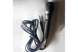 Микрофоны Dex MD 112, Odeon SD-310 2 в 1, МД-201 СССР 2 шт