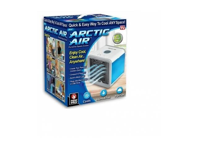 купить бу Мини кондиционер Arctic Air Cooler мобильный кондиционер SKL11-251882 в Киеве