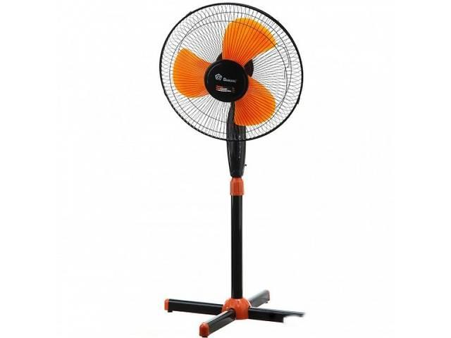 бу Портативный напольный вентилятор Domotec вентилятор 220 В для дома в Харкові