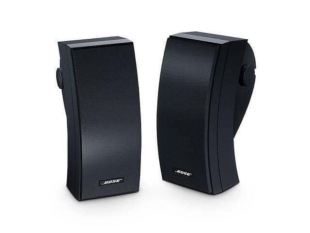 бу Настенные динамикиBOSE 251 Outdoor Environmental Speakers Black (24643) в Киеве