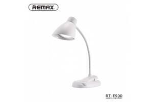 Настільна акумуляторна лампа REMAX RT-E500 Time Series White