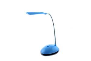Настольная LED лампа-трансформер Bailong BL-7188 Голубая  (3867_sp)