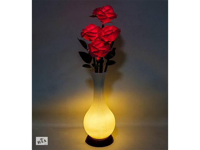продам Нічник Троянди з LED-підсвічуванням Bing Rong 59 см 1502470 бу в Одессе
