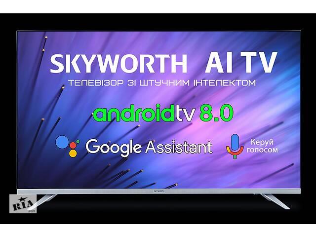 бу Новый телевизор Skyworth 43E6AI со смартом. в Владимирце