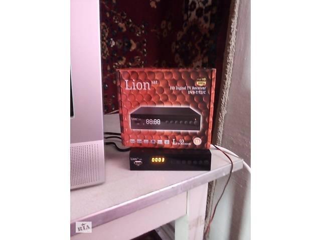 купить бу    Новый тюнер Т2 IPTV, LION SAT L03 в Мелитополе