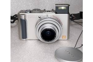 PANASONIC Lumix DMC-LX3 компактная камера для профи LEICA Lens
