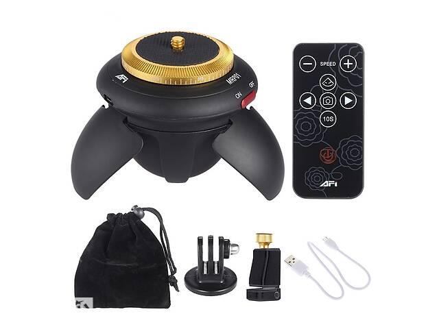 купить бу Панорамная головка штатив с ДУ Bluetooth для камеры телефона AFI MRP01 в Киеве