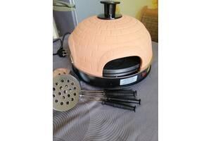 Печь для пиццы emerio pizarette, печь для пиццы