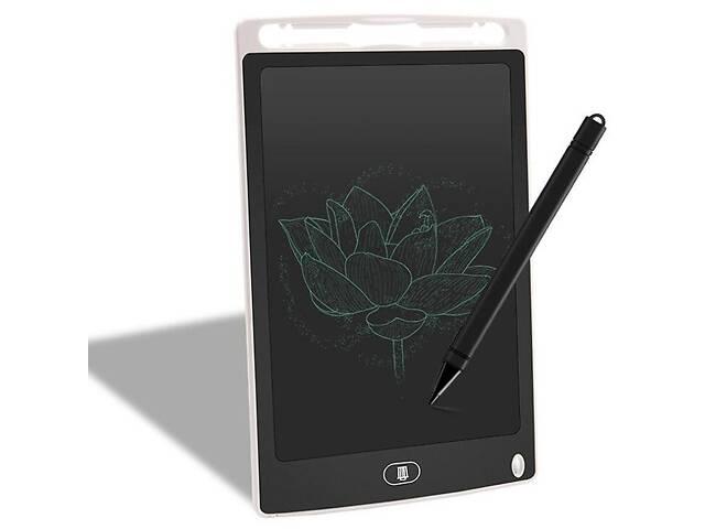 """продам Планшет для малювання дитячий Writing Tablet LCD 8.5"""" білий бу в Самборі"""