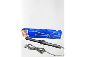 Профессиональные плойки для локонов щипцы для завивки волос Mozer 6627  плойка локон титан