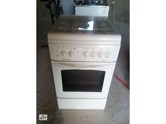 продам Плита газовая с газовой духовкой + электро гриль 50 ка бы.у из Европы бу в Каменке-Бугской