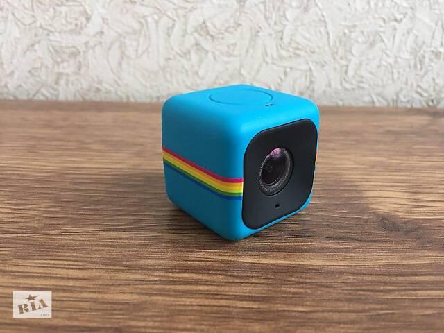 продам Polaroid Cube екшн камера типа GoPro Sony x3000 бу в Кривом Роге