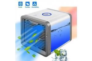 Портативний кондиціонер, охолоджувач і зволожувач повітря