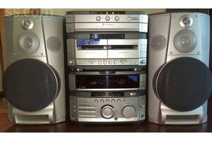 Предтоповая ШИКАРНАЯ модель - Sony MHC-W555.  Состояние отличное!