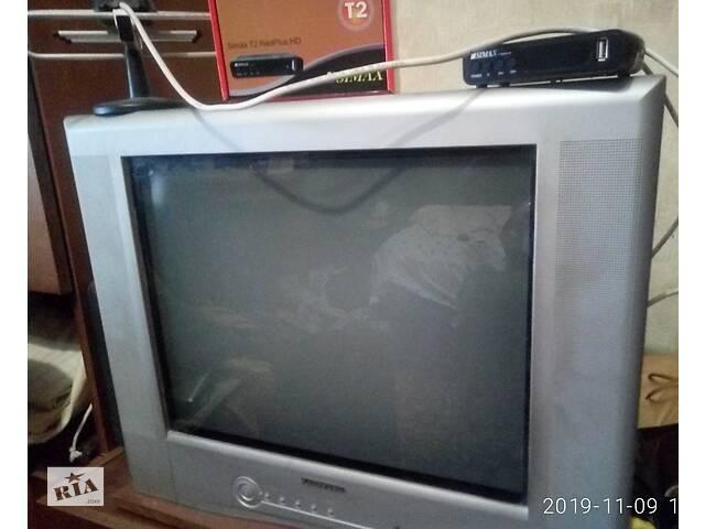 Продам рабочий телевизор RAINFORD TV-5576SC. 400 грн. Краматорск. Донецька обл., м. Краматорськ.