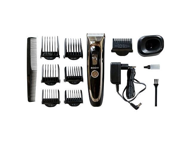 купить бу Профессиональная Аккумуляторная Машинка для стрижки волос с керамическими ножами SODY SD 2022 в Харькове