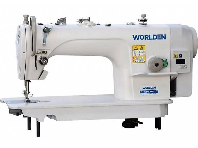 бу Промышленная швейная машина WORLDEN 8700HD-7 (стежек 7мм)  в Украине