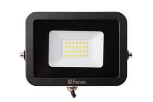 Прожектор светодиодный Feron LL-853, 30 Вт