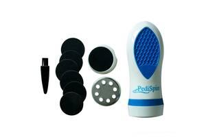Электрическая роликовая пилка пемза для пяток Pedi Spin электропилка для педикюра