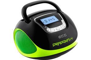 Радио-часы Ecg R-500-U-Dragonfly