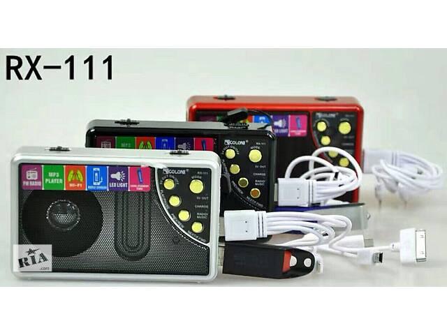 продам Радио Golon Rx-111, Power Bank 10000 Mah , mp3, фонарик бу в Харкові