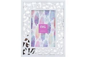 Рамка для фотографии Evg Fresh 10х15 см, белый