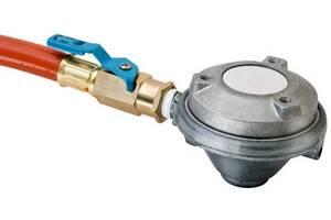 Cadac Редуктор с газовым шлангом EN417 Regulator