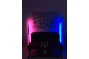 RGB торшер, світильник
