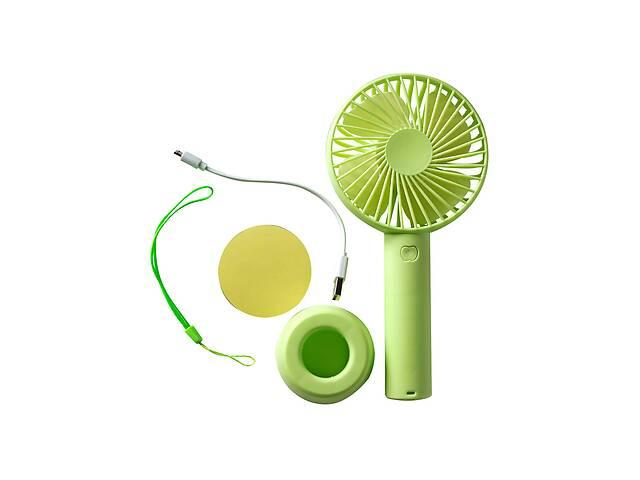 продам Ручной мини вентилятор SS2 с подставкой Салатовый бу в Харькове