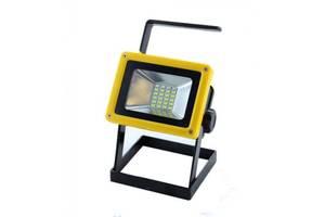 Ручной прожектор с полицейской мигалкой Good Idea X-Balong 204 Желто-черный (3053im)