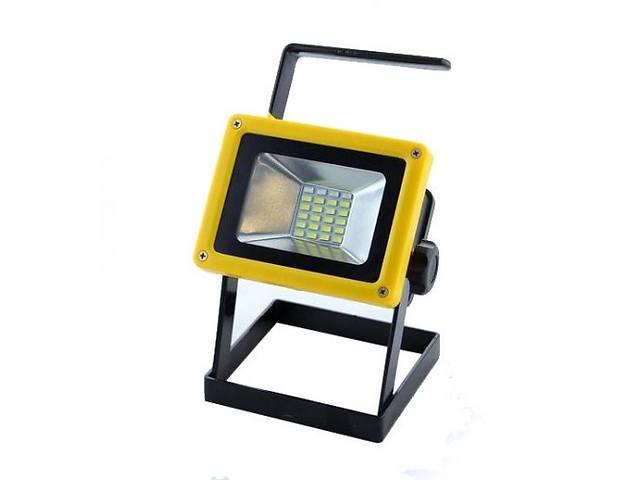 купить бу Ручной прожектор с полицейской мигалкой Good Idea X-Balong 204 Желто-черный (3053im) в Киеве