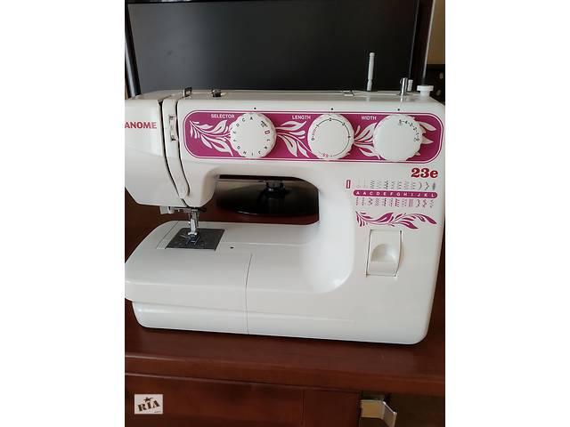 Швейна машинка- объявление о продаже  в Сокале