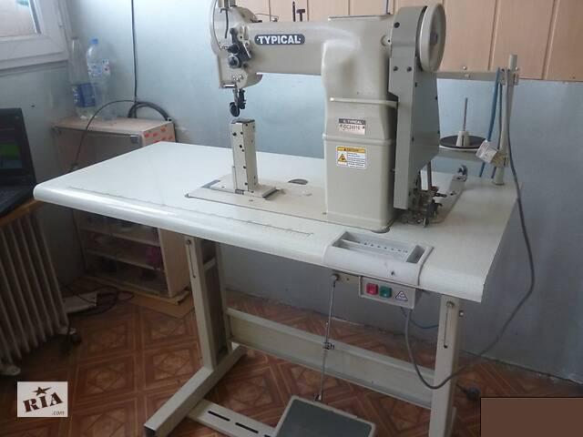 Швейная машинка колонкового типа TYPICAL GC24016- объявление о продаже  в Казатине