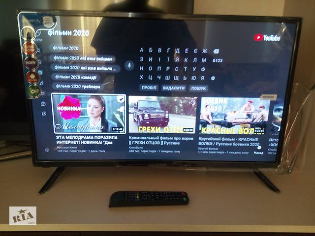 купить бу Smart Samsung-32 дюйма новый из Польши в Каменке-Бугской