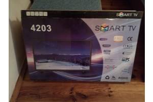 SMART TV-40 дюймів Самсунг на андроіді та вай фаі новий из Польщі.