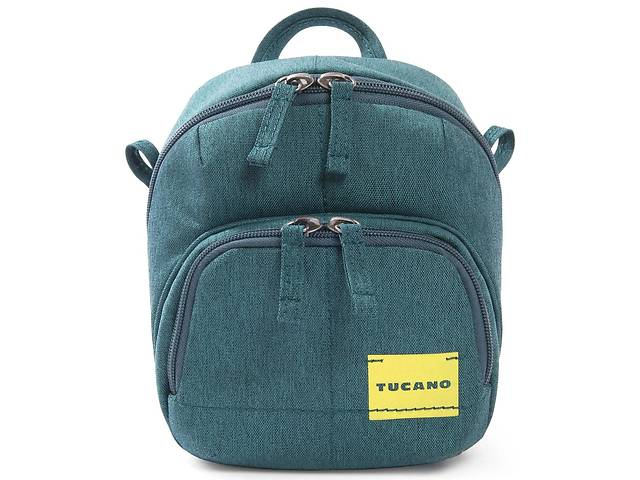 продам Сумка для фото и видеокамер Tucano Contatto Digital Bag зеленый бу в Києві