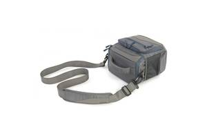 Сумка для фотоаппарата Tucano TECH PLUS SHOULDER L (Grey) (CB-TP-SL-G)