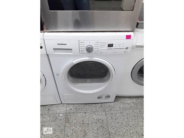 продам Сушильна машина Siemens Компресорна на 7кг з Німеччини бу  в Україні
