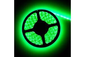 Светодиодная лента SMD 3528 5м Green UKC 300 диодов  (0176_sp)