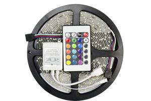 Светодиодная лента UKC RGB 5050 5 м (hub_np2_0908)