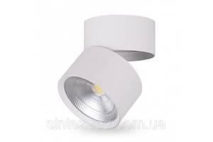 Светодиодный cветильник акцентный накладной  AL541 14W 4000K белый Код.59759